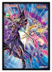 Yu-Gi-Oh! - Dark Magicians Card Sleeves 50ct | Merchandise