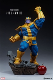 Marvel Comics - Thanos Classic Statue | Merchandise