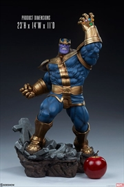 Marvel Comics - Thanos Modern Statue | Merchandise