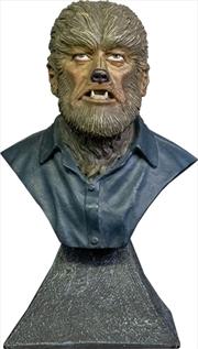 Universal Monsters - Wolfman Mini Bust | Merchandise