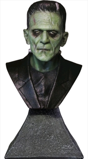 Universal Monsters - Frankenstein Mini Bust | Merchandise