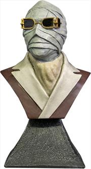 Invisible Man Mini Bust | Merchandise