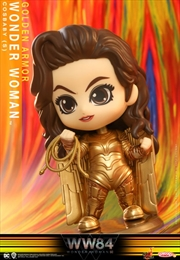 Wonder Woman 1984 - Wonder Woman Golden Armor Cosbaby | Merchandise