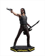 Cyberpunk 2077 - Johnny Silverhand Figure | Merchandise