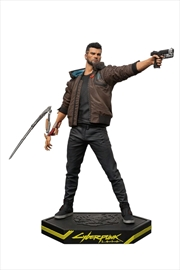 Cyberpunk 2077 - V-Male Figure | Merchandise