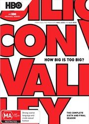 Silicon Valley - Season 6 | DVD