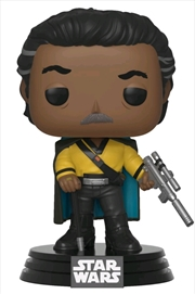Star Wars - Lando Calrissian Episode IX Rise of Skywalker Pop! Vinyl   Pop Vinyl