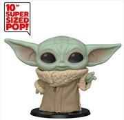 "Star Wars: The Mandalorian - The Child 10"" Pop! Vinyl | Pop Vinyl"
