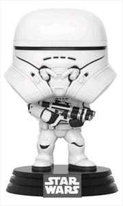 Star Wars - First Order Jet Trooper Episode IX Rise of Skywalker Pop! Vinyl | Pop Vinyl
