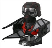 Star Wars - Kylo Ren Supreme Leader in TIE Whisper Episode IX Rise of Skywalker Pop! Deluxe | Pop Vinyl