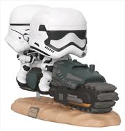 Star Wars - First Order Tread Speeder Episode IX Rise of Skywalker Pop! Deluxe | Pop Vinyl