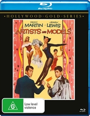 Artists And Models | Blu-ray