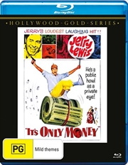 It's Only Money | Hollywood Gold | Blu-ray