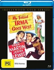 My Friend Irma Goes West | Hollywood Gold | Blu-ray
