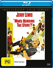 Who's Minding The Store? | Hollywood Gold | Blu-ray
