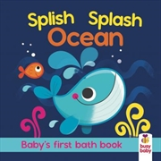 Bath Book Colour Magic Splish Splash Ocean | Books