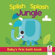 Bath Book Colour Magic Splish Splash Jungle | Books
