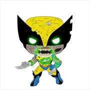 Marvel Zombies - Wolverine GW Pop! RS | Pop Vinyl