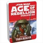 Star Wars Age of Rebellion Trailblazer Specialization Deck | Merchandise