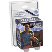 Star Wars Imperial Assault: Royal Guard Champion Villain Pack | Merchandise