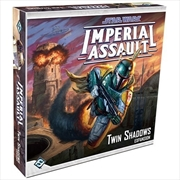 Star Wars Imperial Assault Twin Shadows Expansion | Merchandise