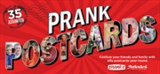 Prank Postcards - Awkward Family Photos | Paperback Book