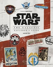 Star Wars: Galactic Explorers | Hardback Book