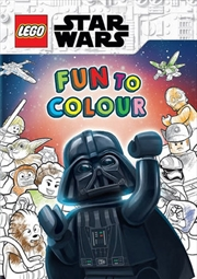Star Wars Fun To Colour II | Paperback Book