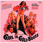 Girl In Gold Boots | CD