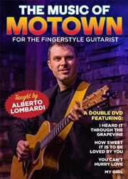 Music Of Motown For The Fingerstyle Guitarist   DVD