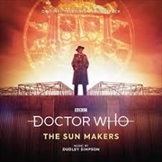 Doctor Who - The Sun Makers | CD