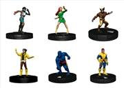 Heroclix - X-Men House of X Fast Forces 6-pack | Merchandise