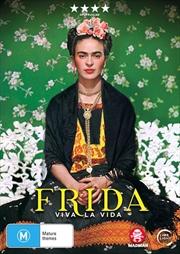 Frida - Viva La Vida | DVD