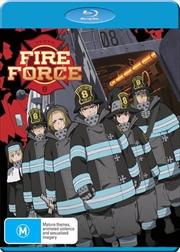 Fire Force - Season 1 - Part 1 | Blu-ray