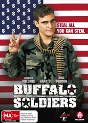 Buffalo Soldiers | DVD