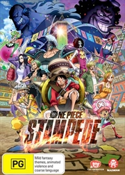 One Piece - Stampede | DVD