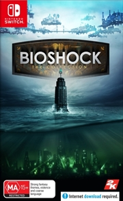 Bioshock The Collection | Nintendo Switch
