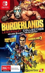 Borderlands Legendary Coll | Nintendo Switch