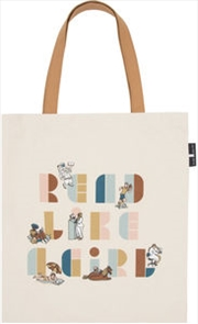 Read Like A Girl Tote   Apparel