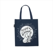 Raised By Books Tote   Apparel