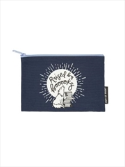 Raised By Books Pouch | Apparel