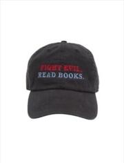 Fight Evil Read Books Hat | Apparel