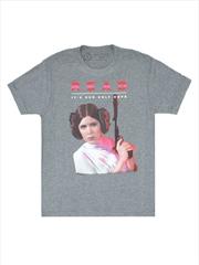 Read Leia Unisex T Shirt XS | Apparel