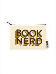 Book Nerd Pride Pouch | Apparel