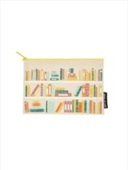 Bookshelf Pouch | Apparel