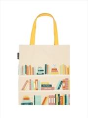 Bookshelf Tote   Apparel