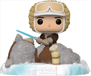 Star Wars - Han & Taun Taun US Exclusive Pop! Deluxe Diorama [RS] | Pop Vinyl