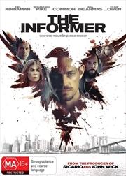 Informer, The | DVD