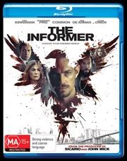 Informer, The | Blu-ray