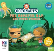 Octonauts: The Monster Map And Other Stories | Audio Book